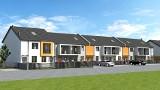 ARLO - nowe domy szeregowe w Oławie