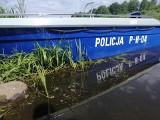 Tragiczny finał poszukiwań. Z Narwi wyłowiono ciało 32-latka, który zniknął pod wodą 16.08.2020