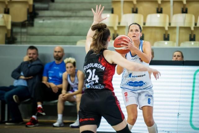 Energa Toruń - Basket 25 Bydgoszcz 63:85