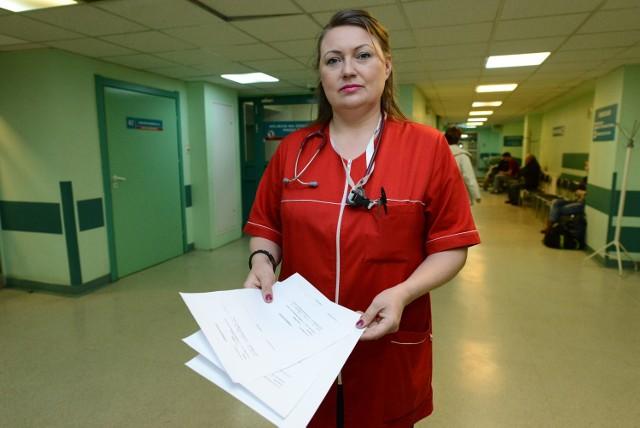 A. Łukasik: inne szpitale odsyłają ludzi bez pomocy
