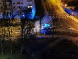 Nocna bójka w Zielonej Górze. Konieczny był policyjny pościg [ZDJĘCIA]