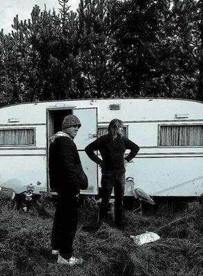 Andrzej i Lars szykują się do pracy nad nowym albumem Holy Toy Fot. Gunhild Normann Christensen