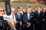 Aleksander Kwaśniewski, prezydent RP odwiedził Grudziądz [zdjęcia, wideo]