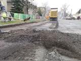 Rozpoczął się ważny remont na Karłowicach. Są objazdy