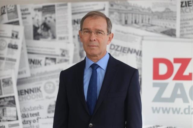 Zygmunt Frankiewicz, senator Koalicji Obywatelskiej, były prezydent Gliwic