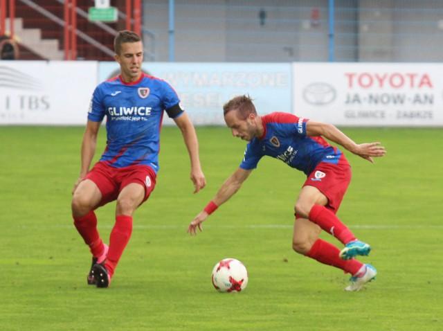Piast Gliwice w lidze jeszcze nie wygrał, ale może uda mu się to w PP
