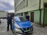 Dzielnicowi z Ostrowca w wolny wieczór ratowali desperata