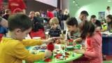 Namiot z tysiącami klocków Lego już w Ustce!