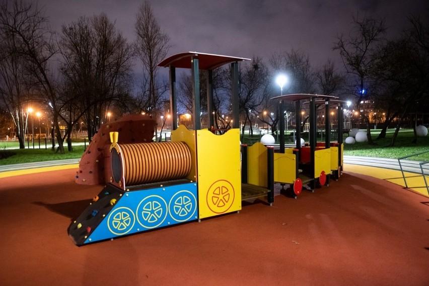 Zakończyła się budowa Parku Rataje w Poznaniu. W ostatnich...
