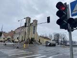Ostrołęka. Sygnalizacja na skrzyżowaniu przy kościele pw. św. Franciszka do poprawy?