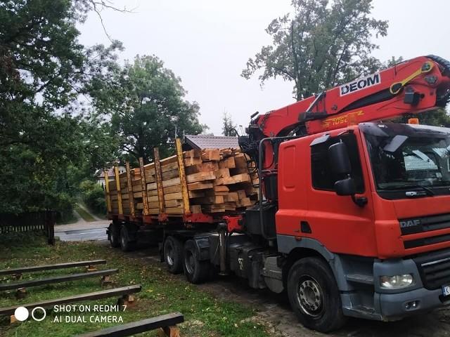 Do końca roku odbudowywany kościół w Mileszkach ma być pokryty dachem. Lada dzień z Podhala mają nadejść elementy drewnianej konstrukcji ścian. CZYTAJ DALEJ >>>.