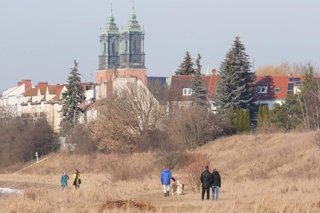Jakość powietrza w Poznaniu 11 kwietnia jest średnia