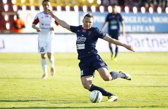 Marcin Robak zdobył dla Pogoni 22 gole w 33 meczach.
