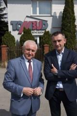 TOMBUD - Nasze rozmowy zawsze schodzą na budownictwo