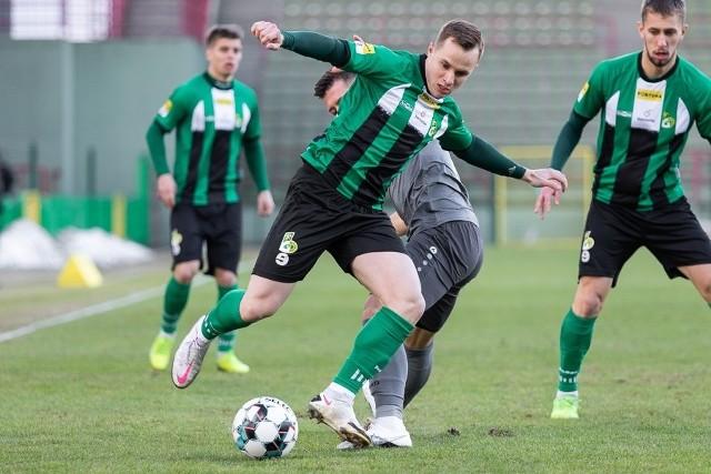 GKS Bełchatów walczy w Legnicy o choćby punkt