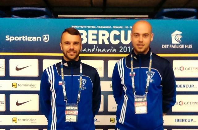 Trenerzy z Jędrzejowa - Paweł Rybiński i Tomasz Rybiński, wywalczyli wraz z reprezentacją Polski Football Academy do lat dziesięciu drugie miejsce w prestiżowym, międzynarodowym turnieju w Danii.