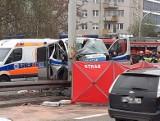 Nie żyje 25-letni policjant z Gdyni. Pół roku walczył o życie po wypadku radiowozu przy ul. Morskiej i ul. Swarzewskiej [zdjęcia]