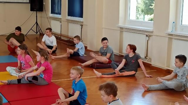 UKS Kopernik Gałczewo powołał sekcję judo dla dzieci i młodzieży. W maju rozpoczęły się pierwsze treningi. Uczestnikom bardzo się podobały zaproponowane zajęcia