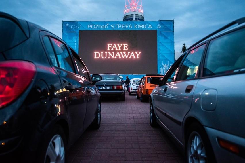 Kino samochodowe w Poznaniu