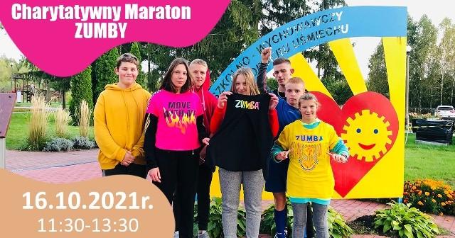 Charytatywny Maraton Zumby odbędzie się w sobotę, 16 października. Podczas wydarzenia zbierane będą pieniądze na budowę hali do hipoterapii przy specjalnym ośrodku wychowawczym w Hucie.