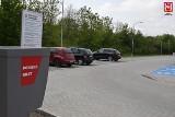 Inowrocław. Od 15 maja na nowy parking przy ul. Bocznej wjedziemy tylko z biletem. Zasady postoju określa regulamin. Zdjęcia