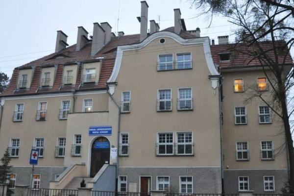 Szpital w Kluczborku