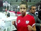 Puchar Europy w Muay Thai. Emilia Krupczak, zawodniczka Husarza Białystok, przywiozła złoto