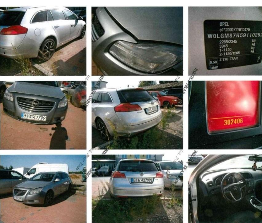 Samochód osobowy Opel Insignia Spo. Tourer 2.0 CDTI,...