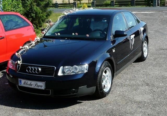 To Audi A4 zostało skradzione  na ul. Kościuszki w Oleśnie