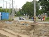 Śledztwo w sprawie nielegalnie ułożonego kabla pod ringiem i kabli pod innymi słupskimi ulicami kolejny raz przedłużone