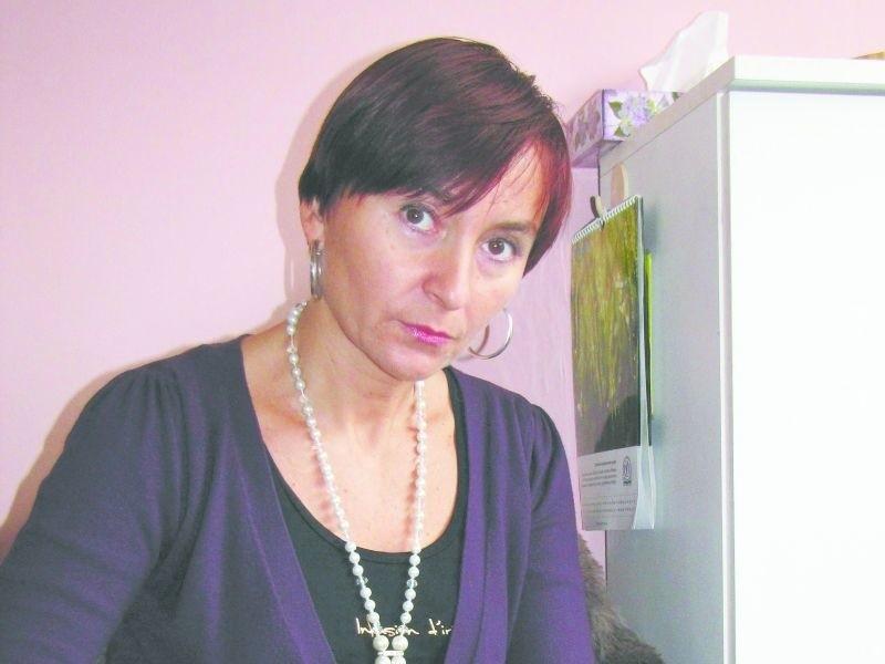 – Zajmuję niespełna 60-metrowe mieszkanie i płacę ok. 150 zł za jego ogrzanie – mówi Dorota Zdancewicz. – Kwota ta od kilku lat sukcesywnie wzrasta.