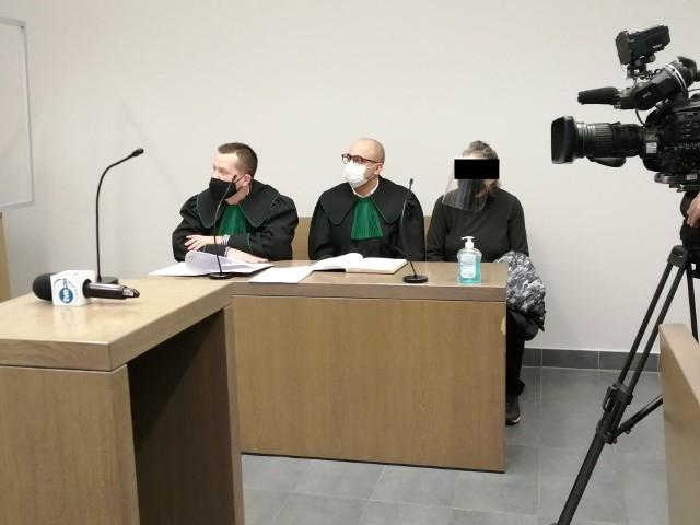 Grażyna F. została skazana na rok i 10 miesięcy więzienia. Czy ten wyrok zostanie zmieniony?