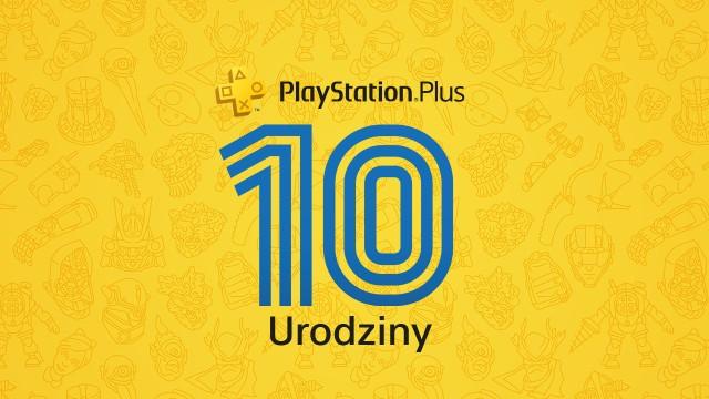 Jubileusz PlayStation Plus. Aż trzy gry dla użytkowników