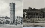 """Miejsca w Lublinie, których już nie ma. Wieża Ciśnień, """"Okrąglak"""" i nie tylko. Sprawdź"""