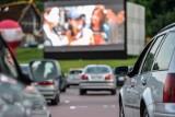 Do kina w Białogardzie jedziesz samochodem. I nie wysiadasz z niego