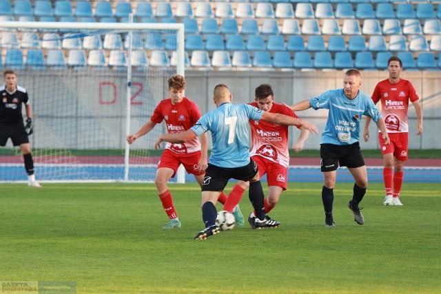 W piątkowy meczu Lider Włocławek zremisował z Chełminianką Chełmno 3:3