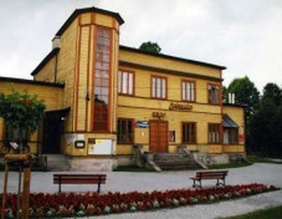 Dom Ludowy w Supraślu.