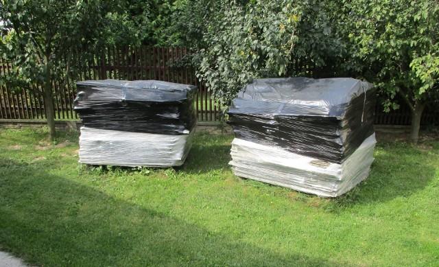 Dzięki akcji usuwania azbestu udało się usunąć tę rakotwórczą substancję z 37 gospodarstw z terenu całej gminy