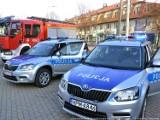 Bielsk Podlaski: Policja i straż mają nowe samochody (zdjęcia)