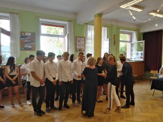 Uroczyste zakończenie roku szkolnego w Szkole Podstawowej nr 1 w Kłobucku
