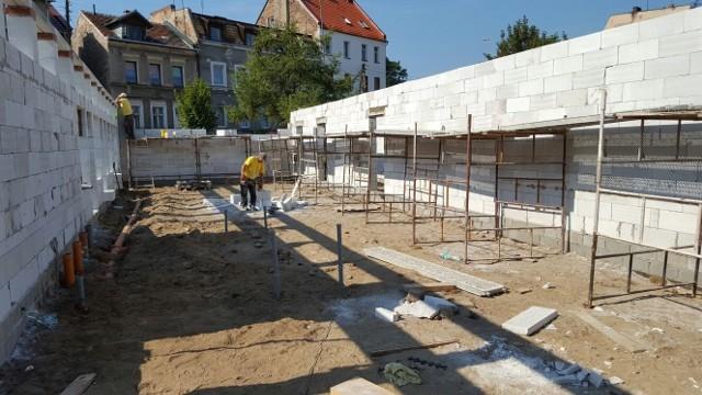 Rozbudowa przedszkola numer 3 w Gubinie