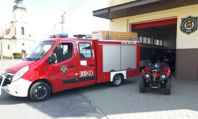 Brak specjalistycznego sprzętu utrudnia prowadzenie działań. Strażacy apelują o pomoc. Listę najpilniejszych potrzeb OSP w Wierzchucinie Królewskim przedstawiamy pod kolejnym zdjęciem