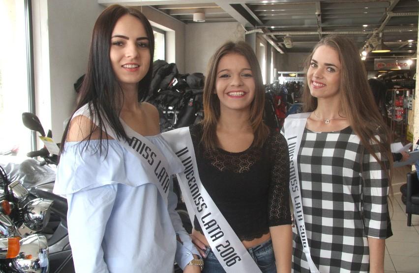 Katarzyna Wołczyk - Miss Lata 2016, Natalia Pacholec – Miss Buskowianki, Natalia Janus – II Wicemiss Lata, Katarzyna Skowronek – I Wicemiss Lata.