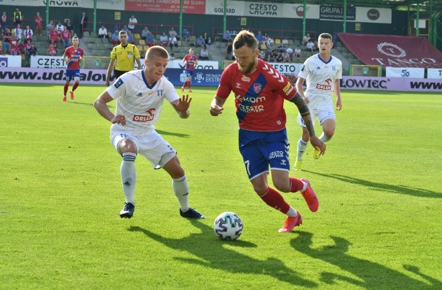 Raków zachował siły na ostatni kwadrans sezonu i odwrócił losy meczu z Wisłą Płock