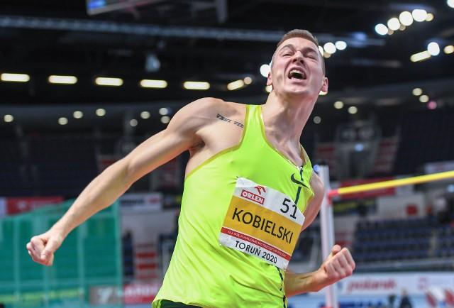 Nobert Kobielski zdobył tytuł mistrza Polski w świetnym stylu.