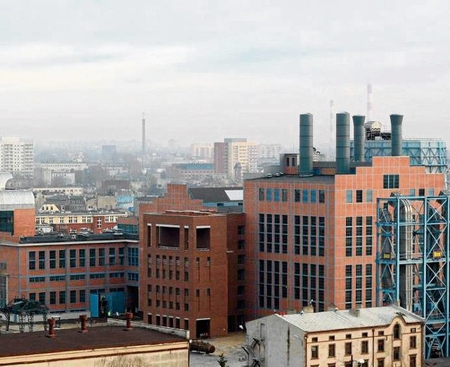 Instytucja zajmuje postindustrialną przestrzeń w Łodzi