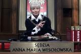 Popularna sędzia z Łodzi, Anna Maria Wesołowska wraca na mały ekran. Od września w telewizji TTV