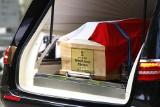 Pogrzeb Witolda Kieżuna. Powstaniec Warszawski zmarł w wieku 99 lat. Spoczął na Powązkach [ZDJĘCIA]