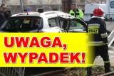 Trzy samochody osobowe zderzyły się na ulicy Chodkiewicza w Bydgoszczy we wtorek, 15.06. Jedna osoba została poszkodowana