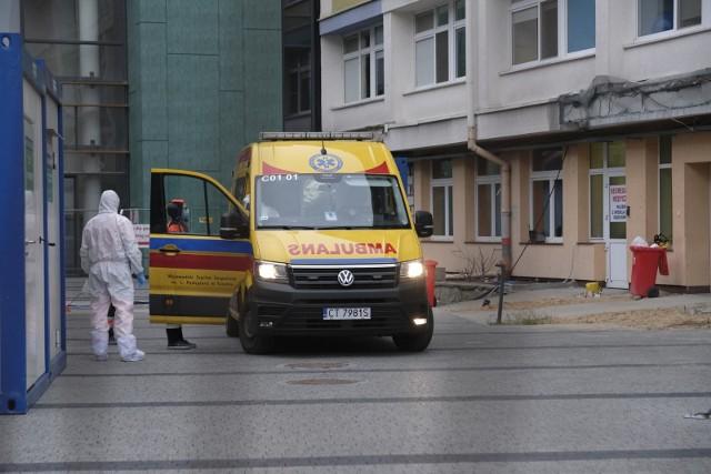 Ostatniej doby z powodu Covid-19 zmarły w Toruniu dwie osoby